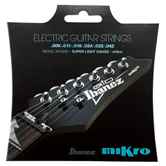 Ibanez IEGS61MK « Electric Guitar Strings