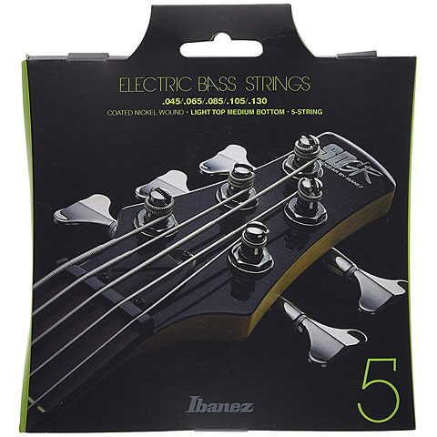 Electric Bass Strings Ibanez IEBS5C