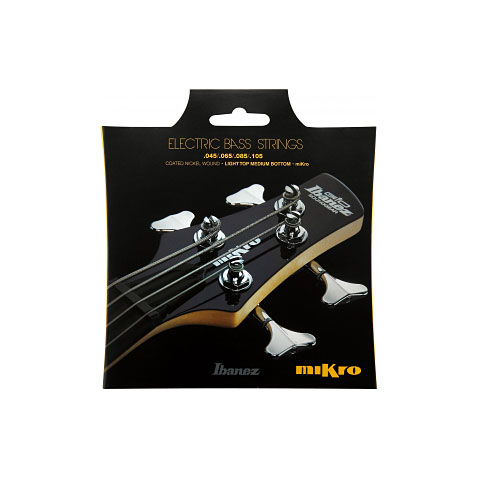 Electric Bass Strings Ibanez IEBS4CMK