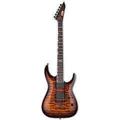 ESP LTD MH-401NT QM DBSB « Electric Guitar