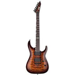 ESP LTD MH-401NT QM DBSB  «  E-Gitarre