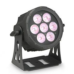 Cameo Flat Pro 7 Spot « LED Lights