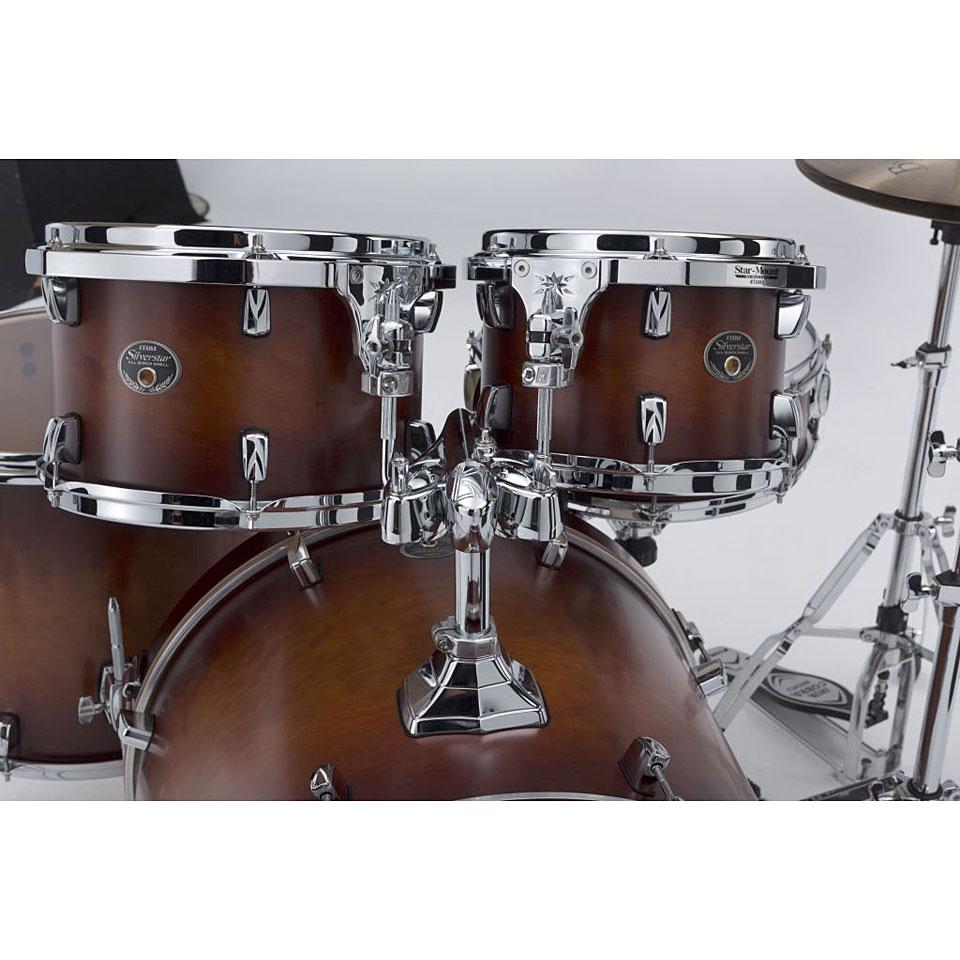 """Tama 18 Floor Tom: Tama Silverstar 22"""" Antique Brown Burst 10085099 « Schlagzeug"""