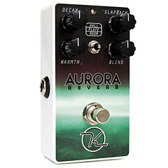 Keeley Aurora Digital Reverb « Guitar Effect