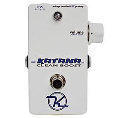 Keeley Katana Boost « Effektgerät E-Gitarre