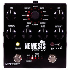 Source Audio Nemesis Delay « Effectpedaal Gitaar