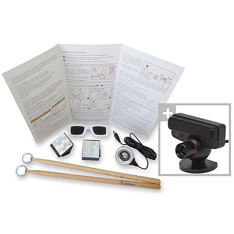 Aerodrums Air Drumming Camera Bundle