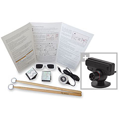 Aerodrums Air Drumming Camera Bundle « Batería electrónica