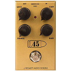 J. Rockett Audio Designs .45 Caliber « Pedal guitarra eléctrica