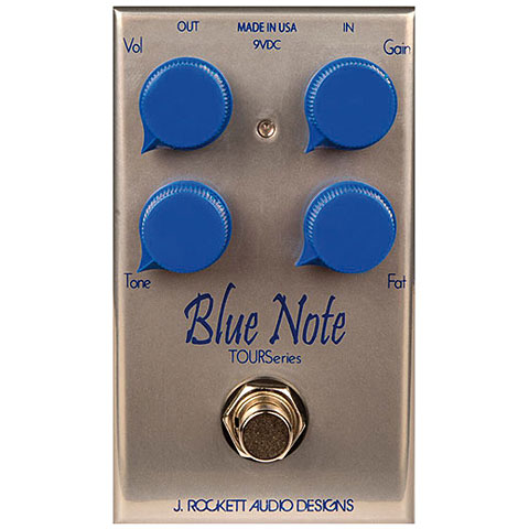 Pedal guitarra eléctrica J. Rockett Audio Designs Blue Note Tour Series