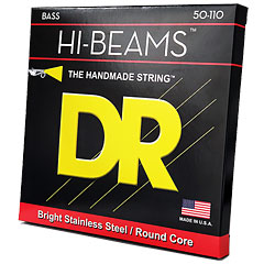 DR HiBeams ER-50, 050-110 « Electric Bass Strings