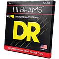 Struny do elektrycznej gitary basowej DR HiBeams ER-50, 050-110