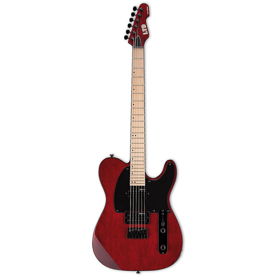 Egitarren - ESP Ltd TE 200 Maple STBC E Gitarre - Onlineshop Musik Produktiv