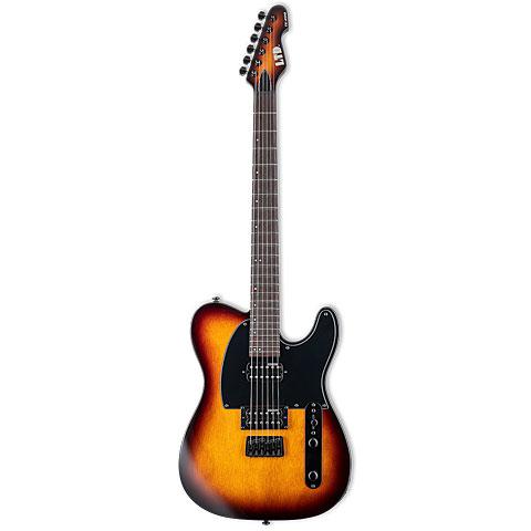ESP LTD TE-200 Rosewood TSB « Guitarra eléctrica