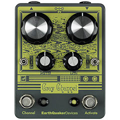 EarthQuaker Devices Gray Channel « Pedal guitarra eléctrica