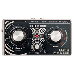 Death By Audio Echo Master « Effectpedaal Gitaar