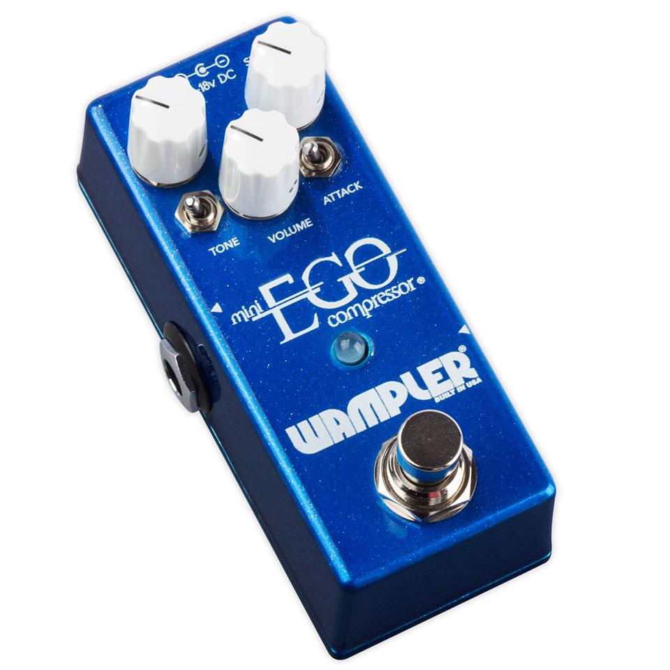Wampler Mini Ego Comp 171 Guitar Effect Musik Produktiv