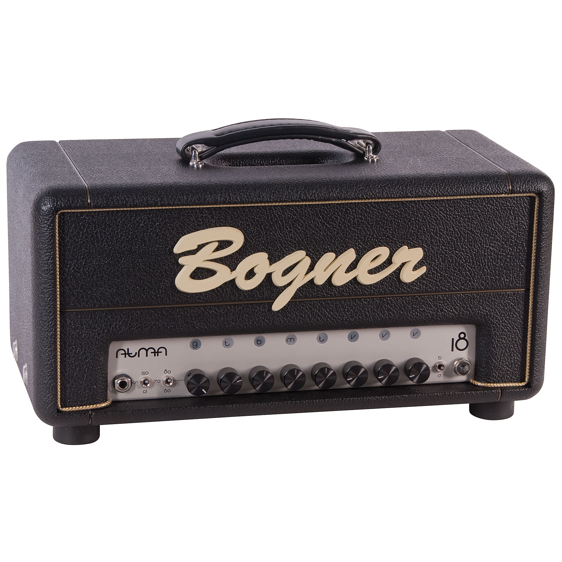the best attitude pretty nice details for Bogner Atma Head H