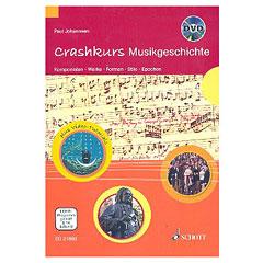 Schott Crashkurs Musikgeschichte