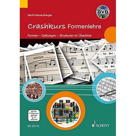 Musical Theory Schott Crashkurs Formenlehre