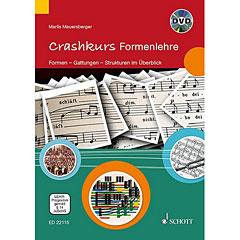 Schott Crashkurs Formenlehre « Musical Theory