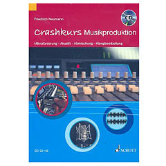 Schott Crashkurs Musikproduktion « Musical Theory