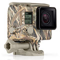 Action Cam GoPro Camo Housing + Quick Clip (MAX-5)