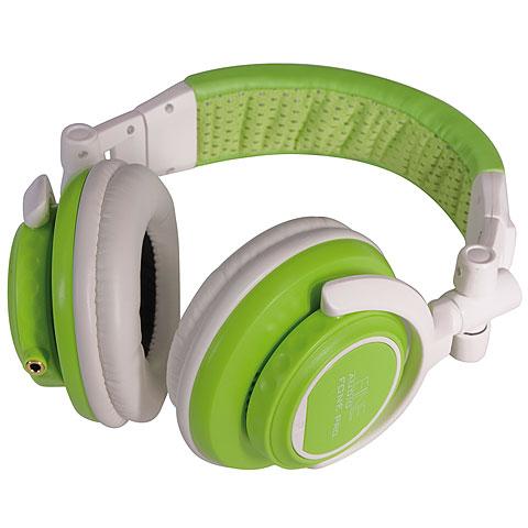 Kopfhörer Hitec Audio Fone Pro white/green