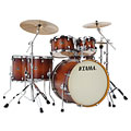 """Schlagzeug Tama Silverstar 22"""" Antique Brown Burst"""