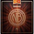 Stålsträngar D'Addario NB1047 Nickel Bronze .010-047