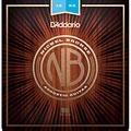 Set di corde per chitarra western e resonator D'Addario NB1253 Nickel Bronze .012-053