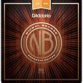 Струны для акустической гитары  D'Addario NB1256 Nickel Bronze .012-056