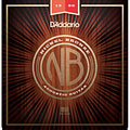 Set di corde per chitarra western e resonator D'Addario NB1356 Nickel Bronze Set