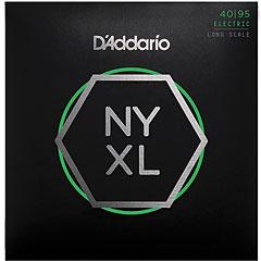 D'Addario NYXL4095 Set « Corde basse électrique