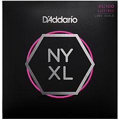 D'Addario NYXL45100 Set « Cuerdas bajo eléctrico