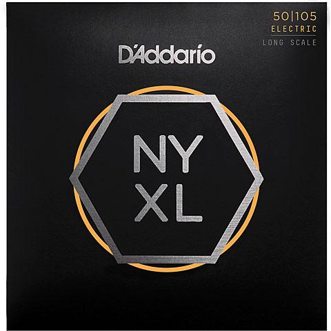 Saiten E-Bass D'Addario NYXL50105 Set