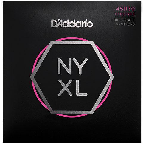 D'Addario NYXL45130 Set
