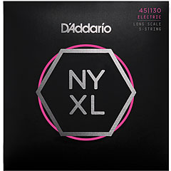 D'Addario NYXL45130 Set « Electric Bass Strings