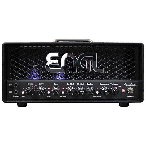 Topteil E-Bass Engl E1055 Ironbass