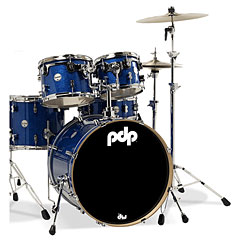 "pdp Concept Maple CM5 22"" Blue Sparkle « Schlagzeug"