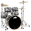 pdp Concept Maple CM5 Silver to Black Sparkle Fade « Set di batterie