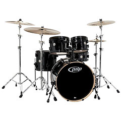 "pdp Concept Maple CM5 20"" Pearlescent Black « Drum Kit"