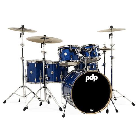 pdp Concept Maple CM6 Blue Sparkle