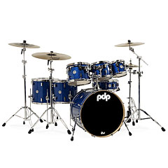 pdp Concept Maple CM7 Blue Sparkle « Schlagzeug