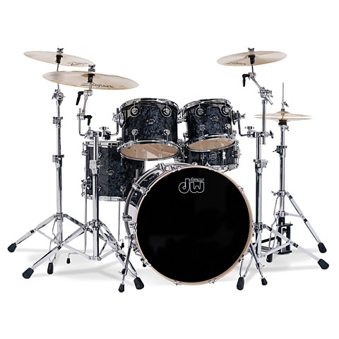 "Schlagzeug DW Performance 22"" Black Diamond"