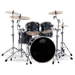 "DW Performance 22"" Black Diamond « Batería"