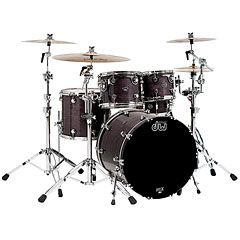 "DW Performance 22"" Ebony Stain « Drumstel"
