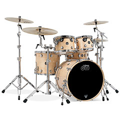 "DW Performance 20"" Natural Lacquer « Batterie acoustique"