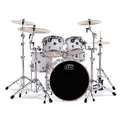"DW Performance 20"" White Marine Pearl « Drum Kit"
