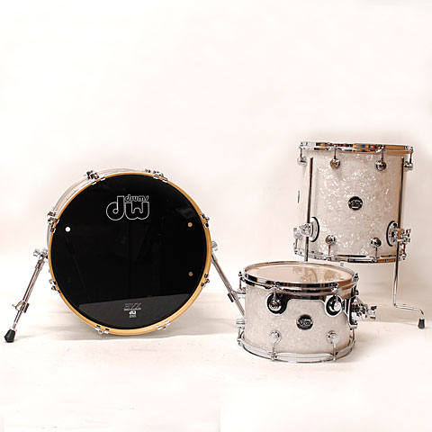 "DW Performance 18"" White Marine Pearl"